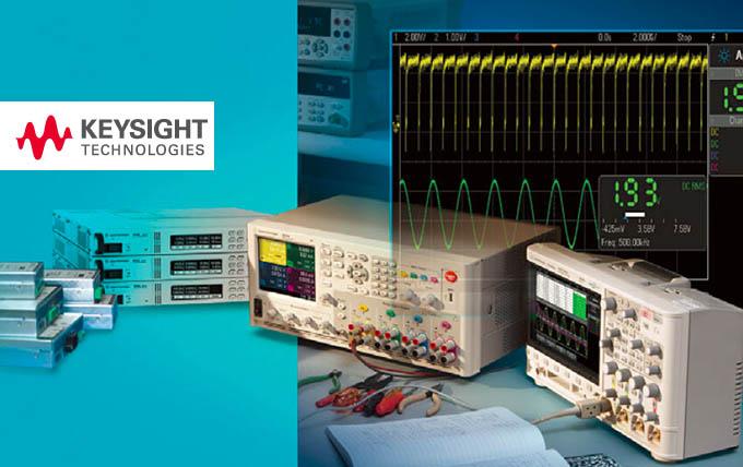 是德科技keysight原安捷伦电子测量仪器