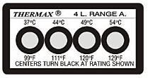 thermax 4格测温纸