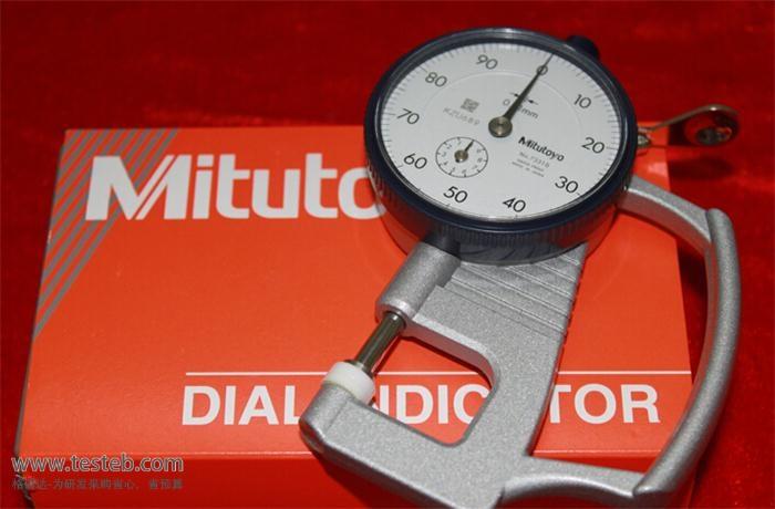 三丰Mitutoyo厚度计/测厚规mitutoyo-7301