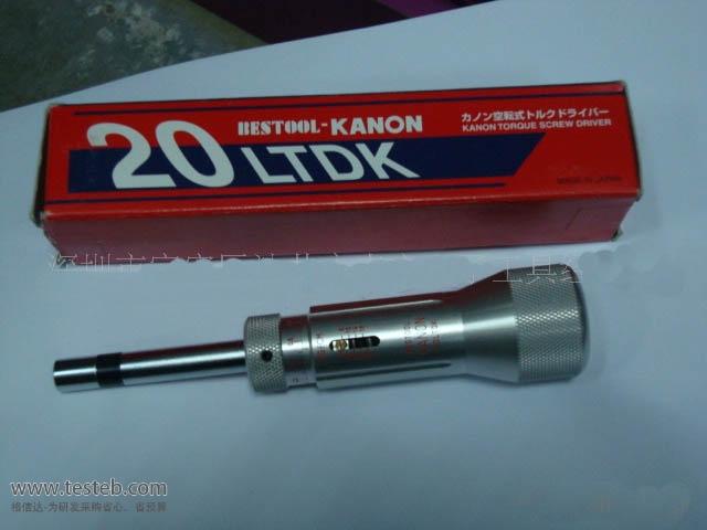 中村KANON扭力计测试仪kanon-20ltdk