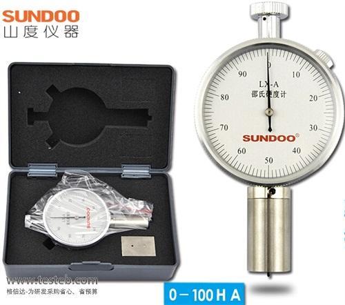 山度SUNDOO硬度计LX-A