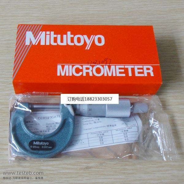 三丰Mitutoyo百分表/千分尺Mitutoyo-103-137