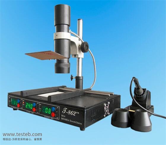 国产品牌 T862电焊台