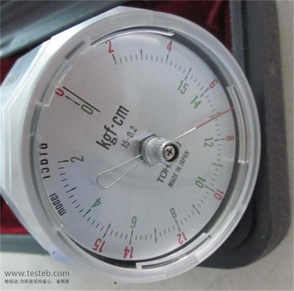 东日TOHNICHI扭力计测试仪BTG60CN-S