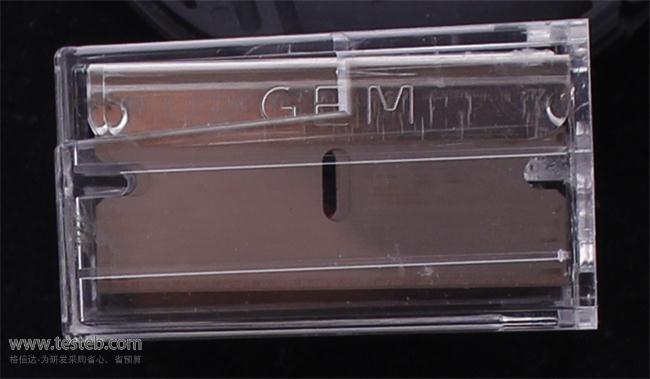 美国GEM单面刀片62-0174