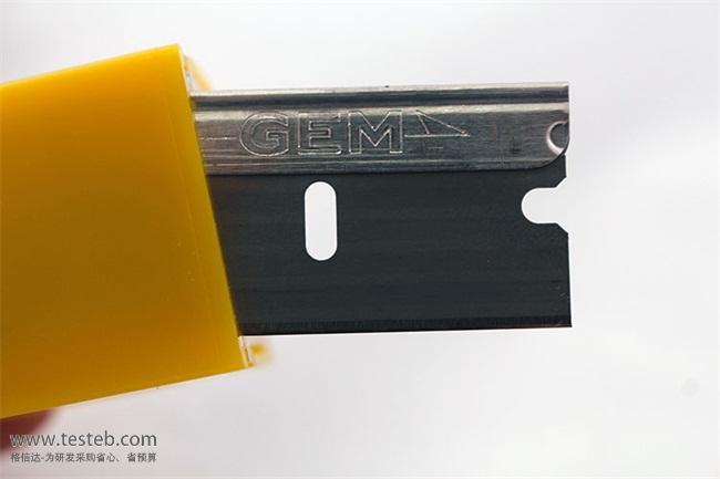 美国GEM单面刀片62-0097