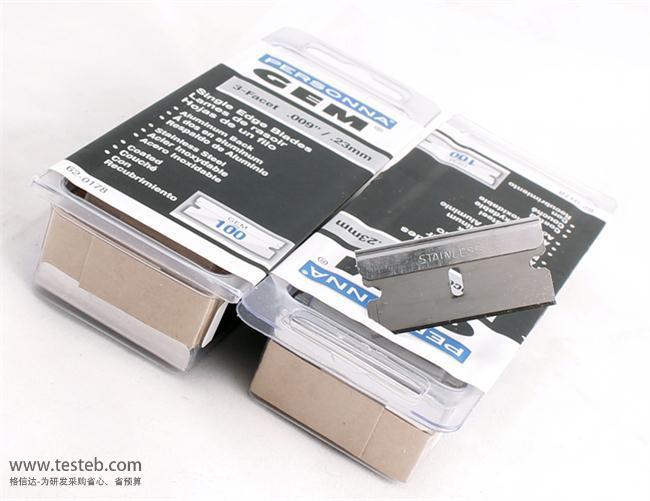 美国GEM单面刀片62-0178