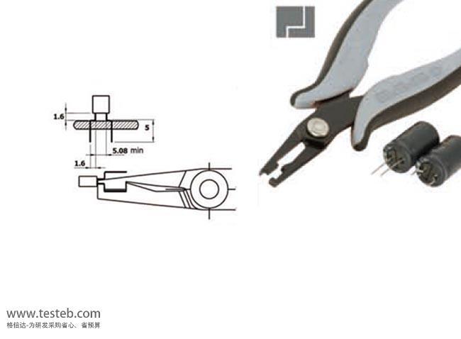 皮尔杰克Piergiacomi元件引脚成型钳PTR30L