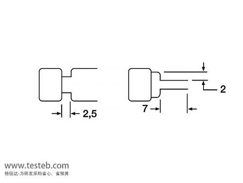 瑞士Erem元件引脚成型钳50789Z