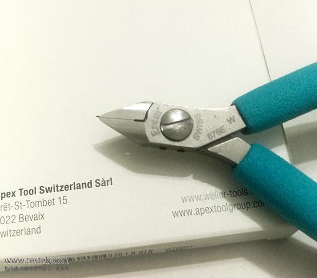 瑞士Erem钳子剪钳599T