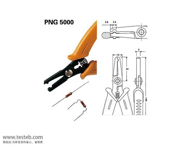 皮尔杰克Piergiacomi元件引脚成型钳PNG-5000
