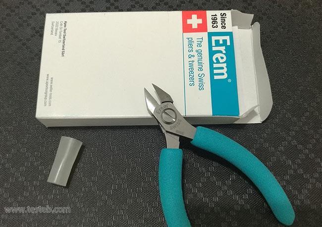 瑞士Erem 886E剪切钳