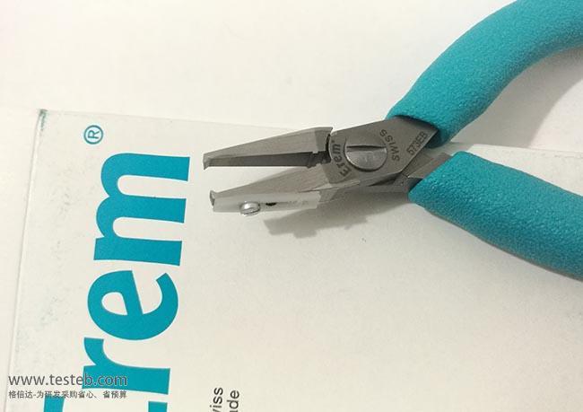 瑞士Erem元件引脚成型钳573EB