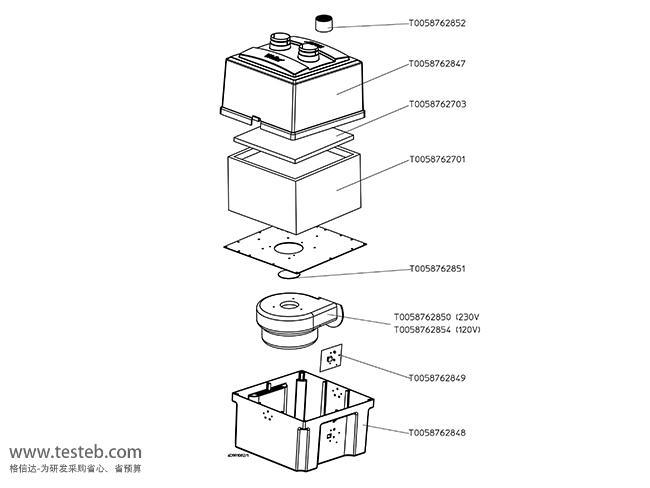 威乐Weller空气净化器吸烟仪T0058762703