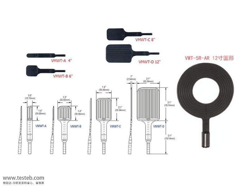 美国VirtualWafer晶圆吸笔VWT-5R-AR