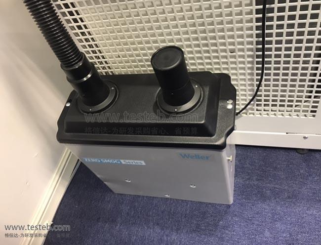 威乐Weller空气净化器吸烟仪MG130