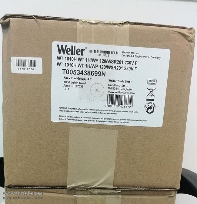 威乐Weller焊台WT1010H