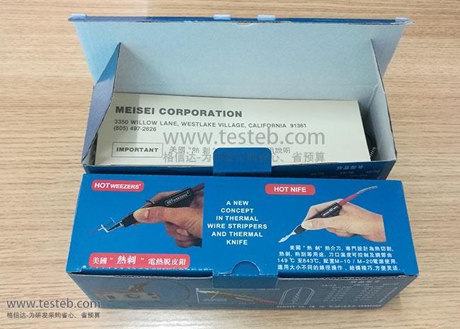 美国MEISEI热剥器剥线钳M20-7C