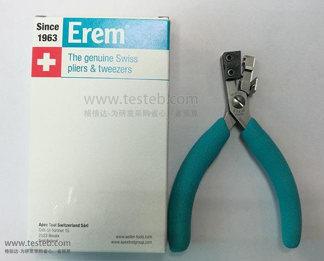 瑞士Erem元件引脚成型钳500104A