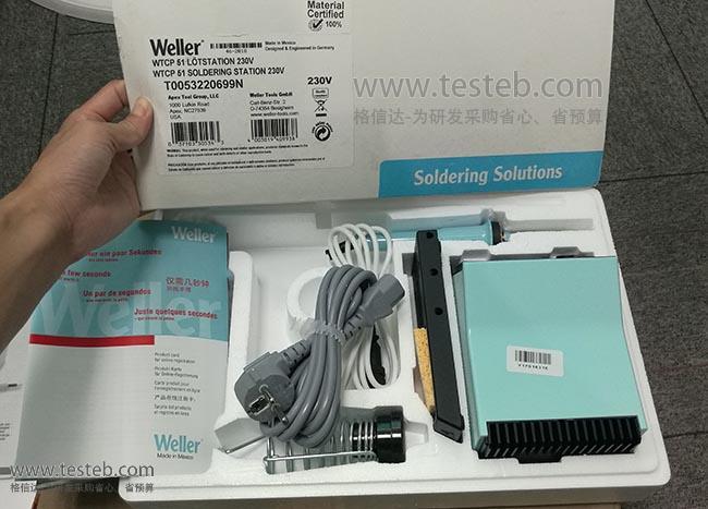 威乐Weller焊台WTCP51