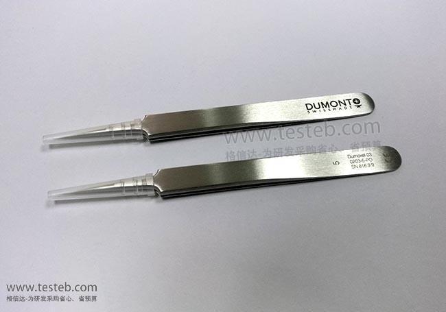 瑞士Dumont镊子0203-5-PO
