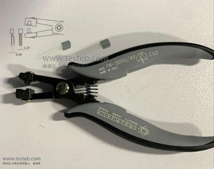 皮尔杰克Piergiacomi元件引脚成型钳PN5050-49