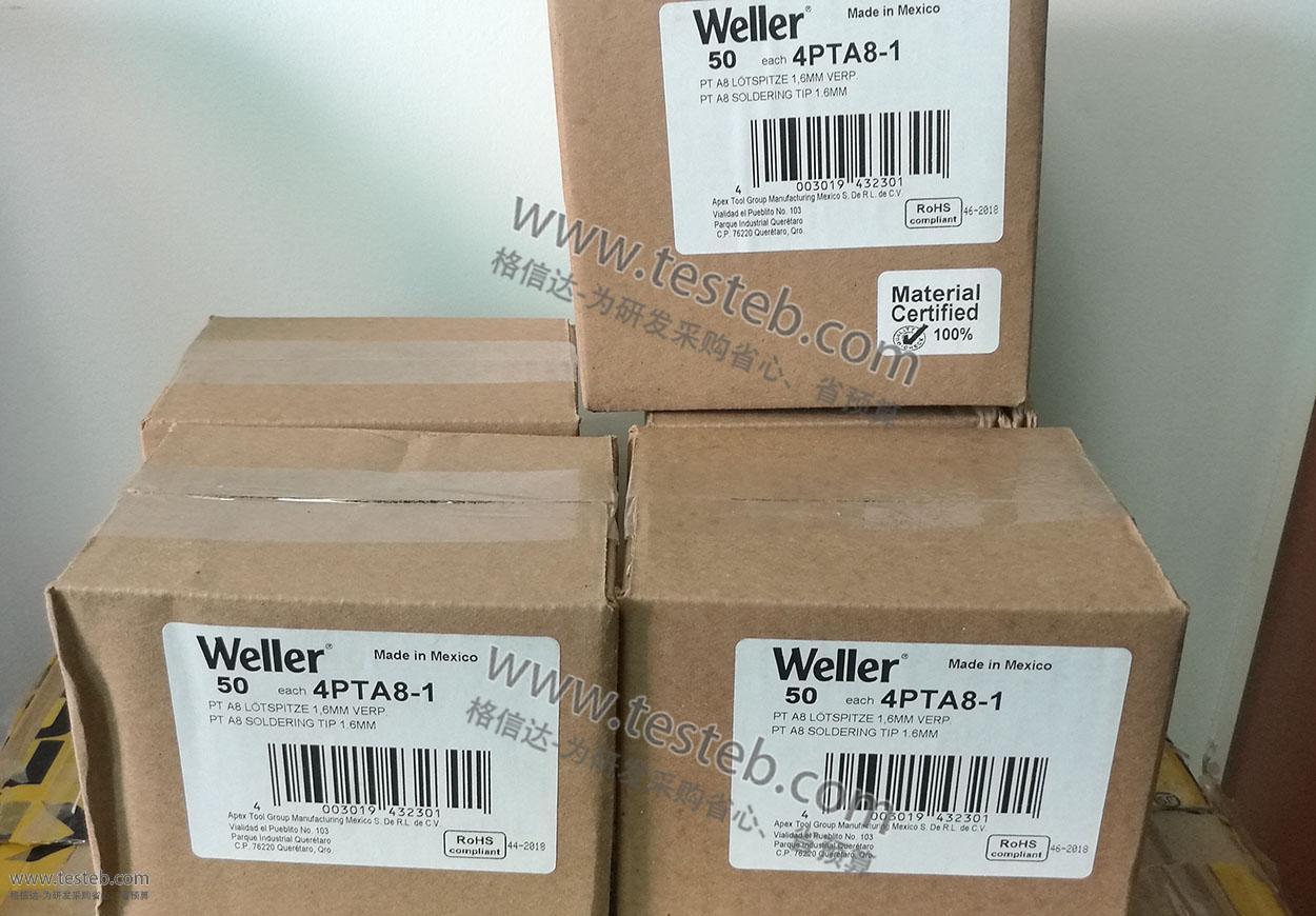 威乐Weller烙铁头PTA8