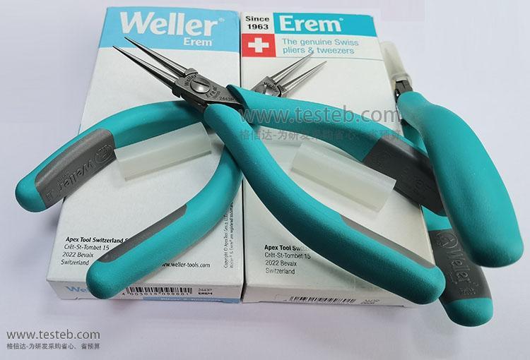 瑞士Erem by Weller钳子剪钳2443P