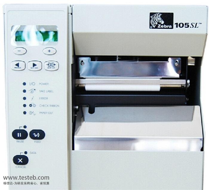 斑马Zebra条码打印机105SL