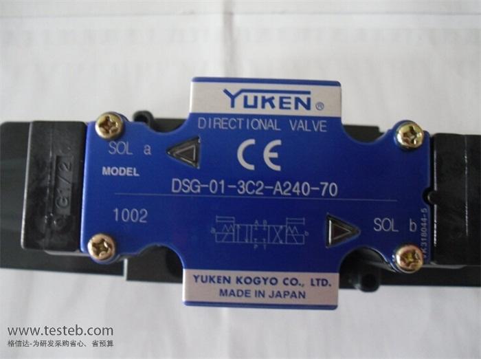 油研YUKEN电磁阀dsg-01-3c2-a240-70