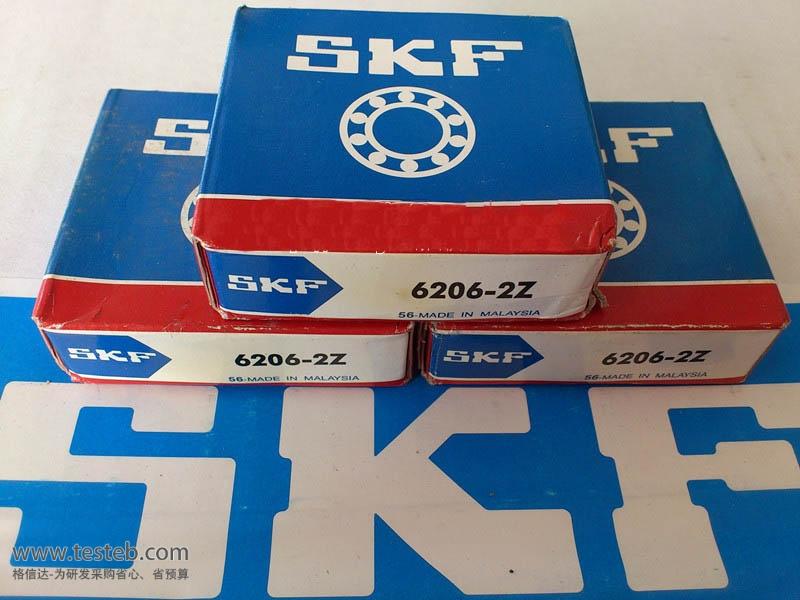 斯凯孚SKF轴承/单元/轴承座skf-6206-2z