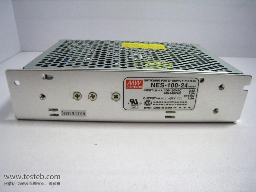 明纬Meanwell开关电源NES-100-24