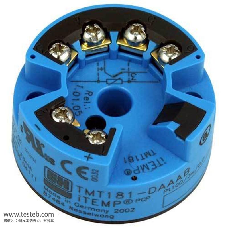 恩德斯豪斯E+H变送器TMT181