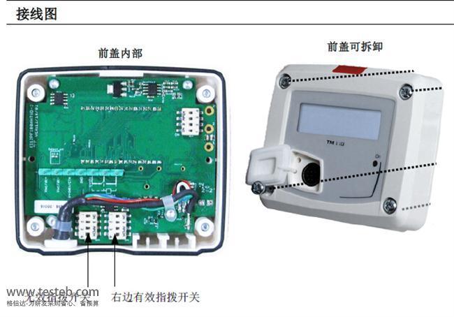 凯茂KIMO变送器TM110