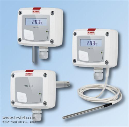 凯茂KIMO TM110温度变送器