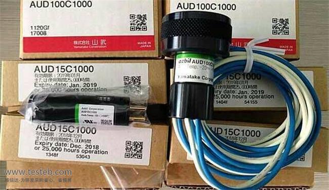 阿自倍尔azbil AUD100C1000火焰检测器