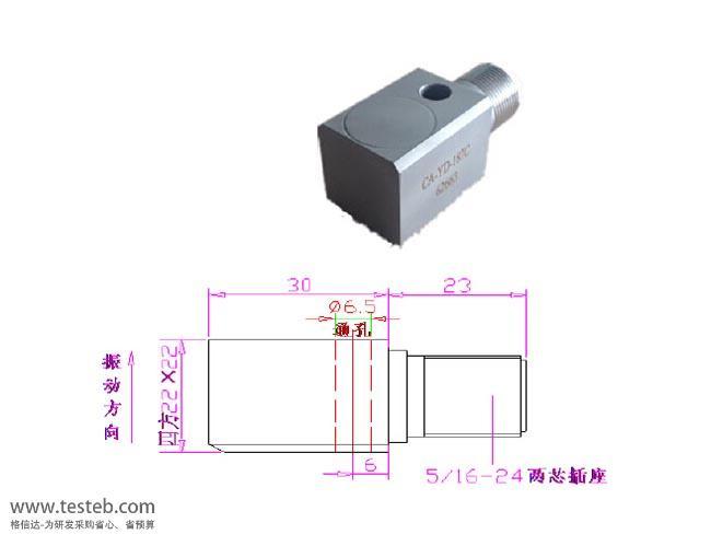 国产品牌传感器CA-YD-187C