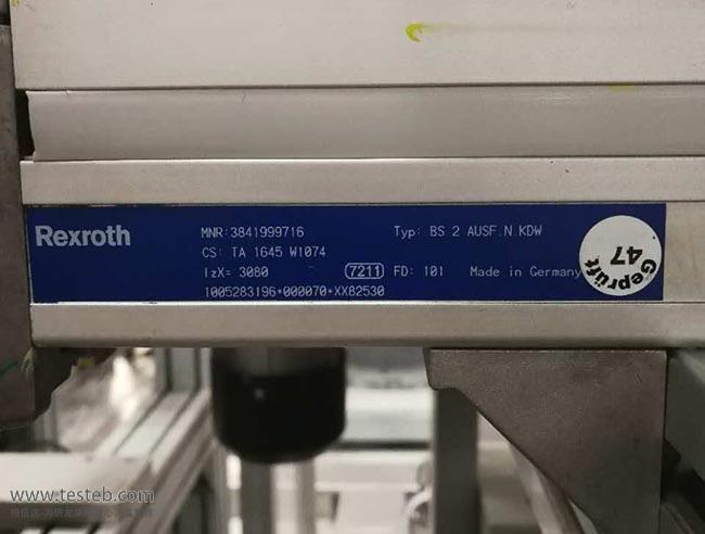 博世力士乐Rexroth传送带/同步带3842999716