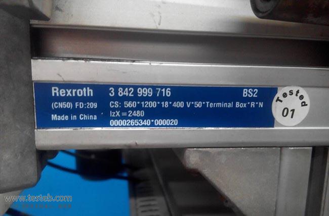 博世力士乐Rexroth传送带/同步带3842999717