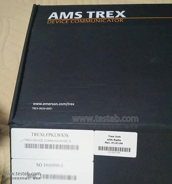 Emerson艾默生罗斯蒙特HART475手操器TREXLFPKLWS3