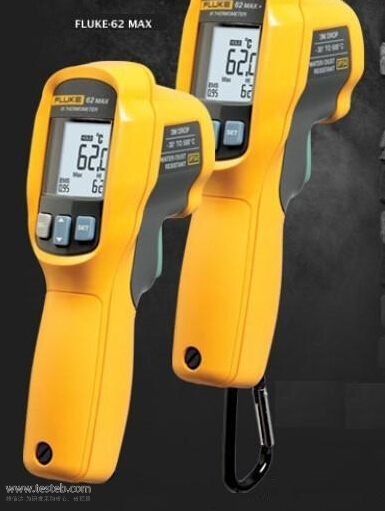 fluke max62测温仪