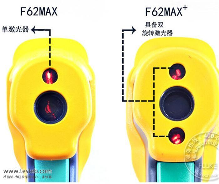 福禄克Fluke红外测温仪fluke62