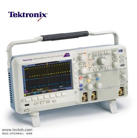 泰克Tektronix示波器与探头dpo2012b
