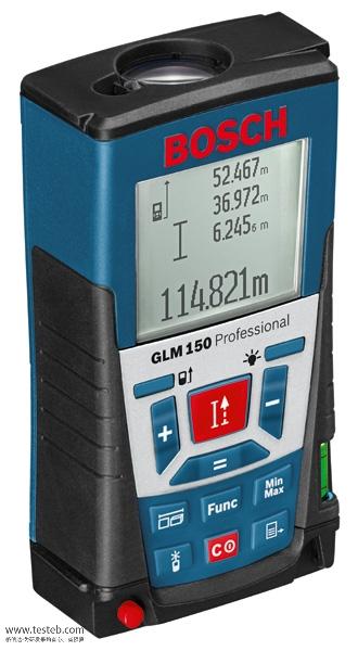 博世BOSCH手持式激光测距仪glm150