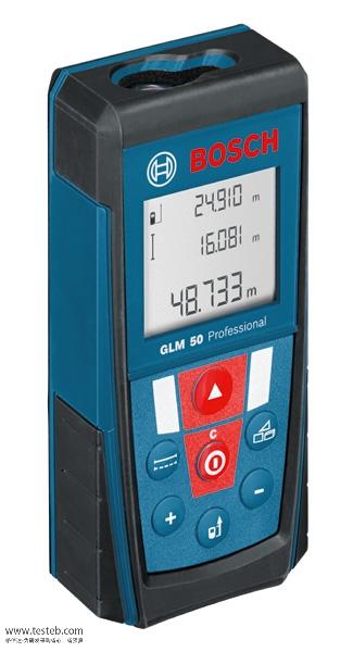 博世BOSCH手持式激光测距仪glm50