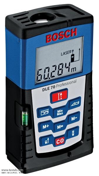 博世BOSCH手持式激光测距仪dle70