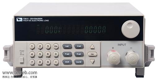 艾德克斯ITECH直流电子负载it8512