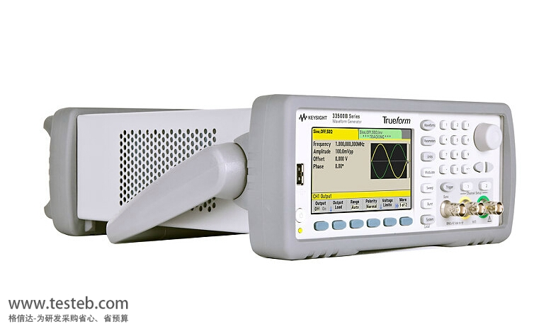 是德科技 安捷伦Agilent信号发生器/信号源Aginlent-33522B