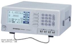 固纬GWINSTEKLCR测试仪/电桥表LCR-819