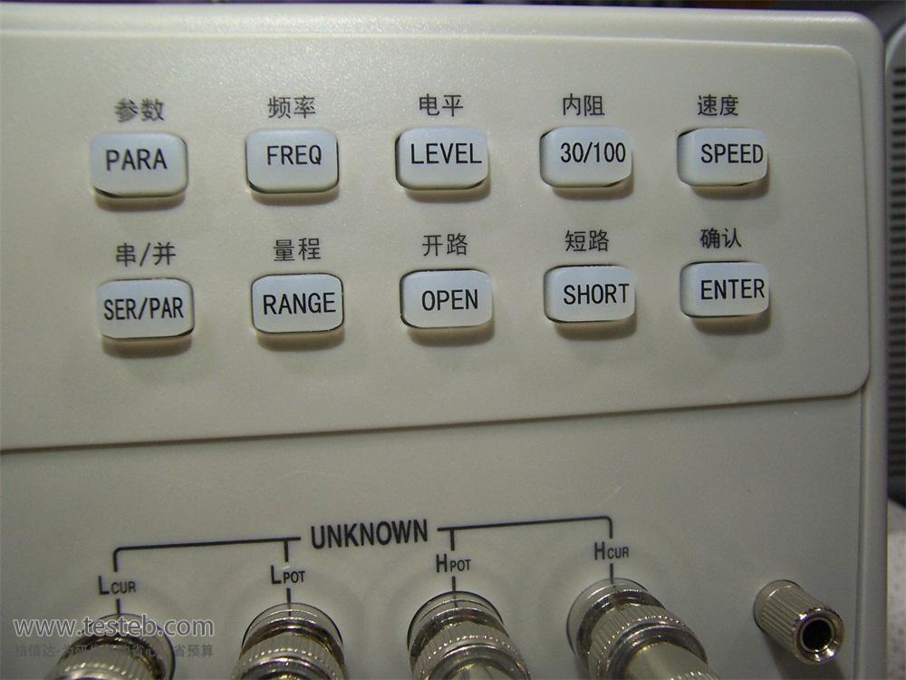 同惠TonghuiLCR测试仪/电桥表TH2811D